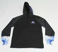 RIPNDIP Men's Hooded Galaxy Gypsy Graphic Anorak Jacket FR7 Black Small NWT