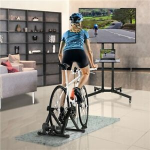 Turbo Trainer for Bikes Bike Trainer Stand for Road/Mountain Bicycle Indoor
