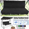 3 Seater Garden Dustproof Heavy Duty Cushion Dust Cover for Outdoor Swing Chair