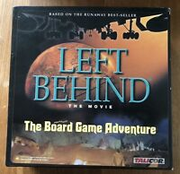 Left Behind The Movie Board Game Adventure - based On The Movie Left Behind