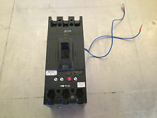 GE 150 AMP CIRCUIT BREAKER 600 VAC 3 POLE MODEL TFJ236150