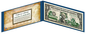NEW MEXICO State $1 Bill *Genuine Legal Tender* U.S. One-Dollar Currency *Green*