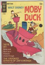 Moby Duck #4 December 1968 VG Gyro Gearloose