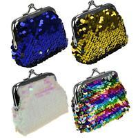 Ladies Designer Sequins Evening Bag Clutch Purse Chain Handbag Shoulder Bag UK