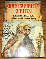 Giants! Giants! Giants! Selected From Many Lands and Many Times Helen Hoke HCDJ