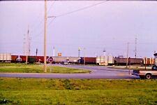 Original Slide Illinois Central EMD SD40-2 Diesel Engine #6119 (1992) CC#449