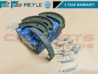 FOR BMW 3 SERIES E46 MEYLE REAR HAND BRAKE HANDBRAKE PARK SHOE SHOES FITTING KIT
