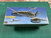 Hasegawa 1/72 851 Messerschmitt Me 262 A Kit Contents Sealed