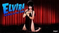Hollywood Celebrity Art Photo Poster:  ELVIRA |21 inch by 36 inch| 05 80'S