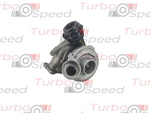 Reconditioned Turbocharger Jeep Grand Cherokee 2.7 d  715568