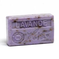 Bio-Arganöl Seife Lavande Broyee (Lavendelblüten) - 100g