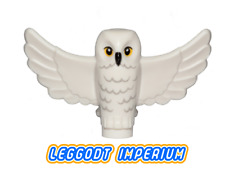 LEGO Hedwig Flying -  Harry Potter Half-Blood Prince animal FREE POST