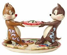 Disney Traditions Christmas Save Some For Santa Chip n Dale Figure 13cm 4046023