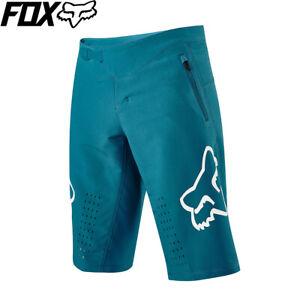Fox Defend MTB Shorts | Maui Blue | Size 32