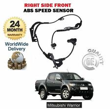 FOR MITSUBISHI L200 WARRIOR 2.5 DID 2006--> RIGHT SIDE FRONT ABS SPEED SENSOR