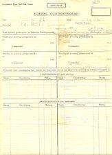 NEDERLAND -NED INDIE 1945 KLEDING- EN UITRUSTINGSLIJST =KON MED, IND. LEGER