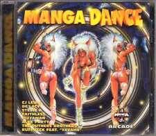 Compilation - Manga Dance - CD - 1996 - Eurodance France Cheyenne Blizzard