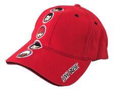 LIMP BIZKIT CARTOON HEADS 2001 RED BASEBALL HAT CAP FITTED L/XL NEW OFFICIAL