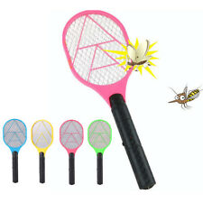 Electronic Bug Mosquito Zapper Racket kill Fly Swatter Insects Pest Bat killer