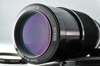 Nikon Ai 80-200mm F4.5 F/4.5 Telephoto Zoom Manual Focus Lens EX+++ From JAPAN
