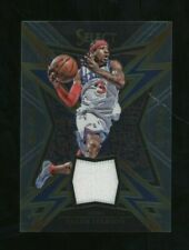 2017-18 Panini Select Sparks Allen Iverson Jersey 76ers