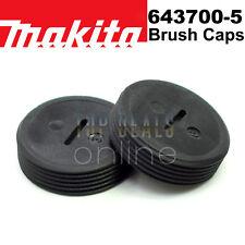 Makita 643700-5 Carbon Brush Caps Holders GA7020 GA7020S GA7040S GA7050 GA9010C