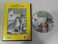 BALTO ADVENTURE EN LA TIERRA ICE DVD + EXTRAS SPANISH ENGLISH