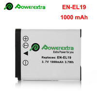 EN-EL19 Battery for Nikon Coolpix S33 S32 S3600 S3700 S4100 S5200 S6800 ENEL19