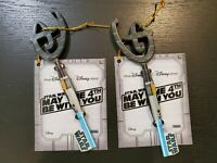 2 x Disney Star Wars: May the 4th Be With You Collectible Key