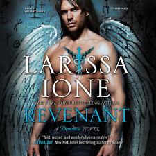 Revenant by Larissa Ione 2014 Unabridged CD 9781478984900