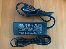 4-Pin LACIE ACU057A-0512 Hard Drive HD AC DC Adapter Power Charger Supply