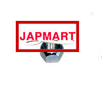ISUZU N SERIES NKR69  1996-97 REAR WHEEL NUT OUTER 8160JMW2