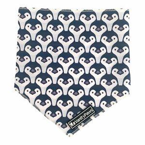 penguins animals dog puppy cat bandana scarf