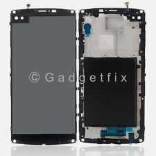 USA Black LCD Screen Display Touch Screen Digitizer + Frame For LG V10 H900 H901