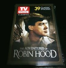 Tv Guide Classics: The Adventures Of Robin Hood-39 Classic Episodes Dvd