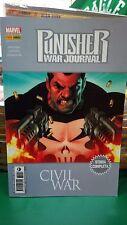 Punisher War Journal n.1 - Civil War - Marvel Mega 40 - Panini Comics SC50