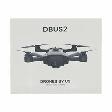 Drones by US DBUS2 Foldable and Lightweight 4K Camera Drone