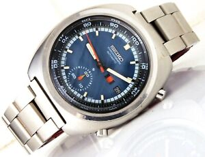 1976 Seiko 6139-7002 Chronograph Automatic Watch