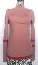 Magie Marilyn Women Sweater Size S NWT Red 100% Merino Wool