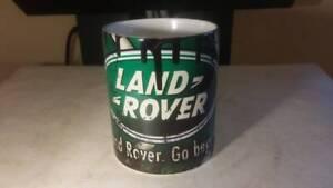 Land Rover Oil Can Mug Car Mechanic Tea Coffee Mug   ... RETRO MUG
