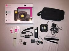 Motorola Wireless Travel Fencing System with Remote Trainer TRAVELFENCE50 Dog