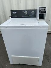 Maytag Top Load Washer Machine Mnmvw18csaww 120v15a Coin Op Used