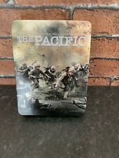 The Pacific (DVD, 2010, 6-Disc Set, Box Set) Steelbook Excellent Condition.