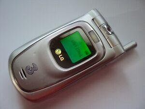 SIMPLE EASY PENSIONER ELDERLY 3G LG U8120 LOCKED TO 3 MOBILE 2G,3G,4IM CARDS