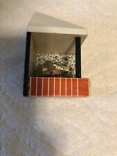 VINTAGE LUNDBY Corner Fire Place near mint condition