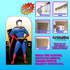 SUPERHERO LIFESIZE CARDBOARD CUTOUT STANDUP STANDEE SC176