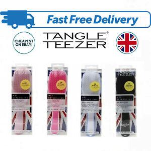 Tangle Teezer The Wet Detangler Hairbrush Slim Handle Brush BNIB - UK Seller