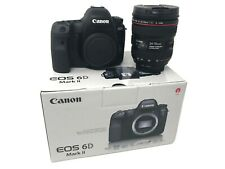 Canon EOS 6D MKII Body with 24-70mm f/4L IS Lens - UK NEXT DAY DEL