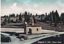 TRENTO FOLGARIA 33 PASSO SOMO Cartolina FOTOGRAFICA