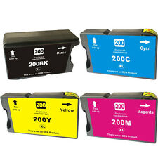 8PK For Lexmark 200XL Ink Cartridge 2Sets OfficeEdge Pro 5000 5500 5500T 4000